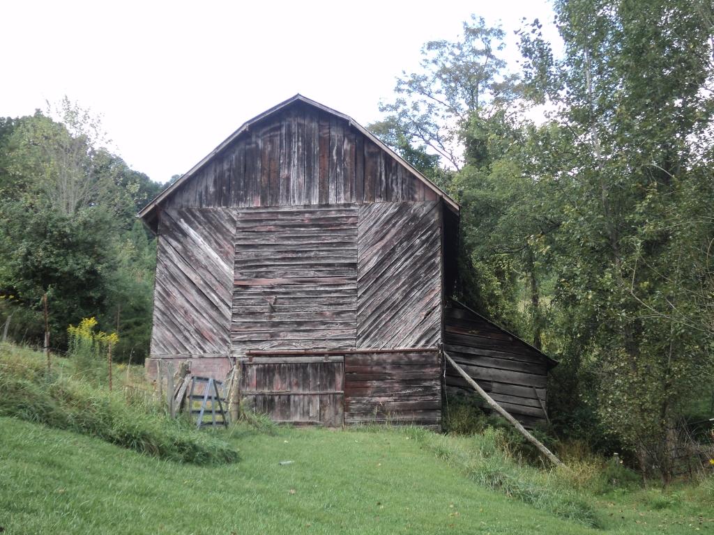 Mace Barn Madison County NC